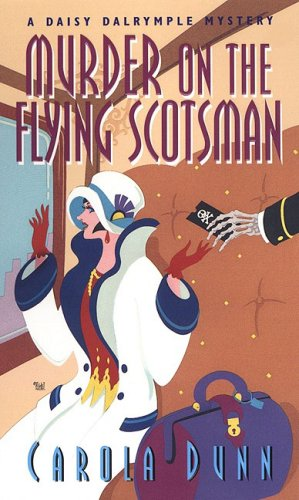 9780758227317: Murder on the Flying Scotsman (Daisy Dalrymple Mysteries, No. 4)