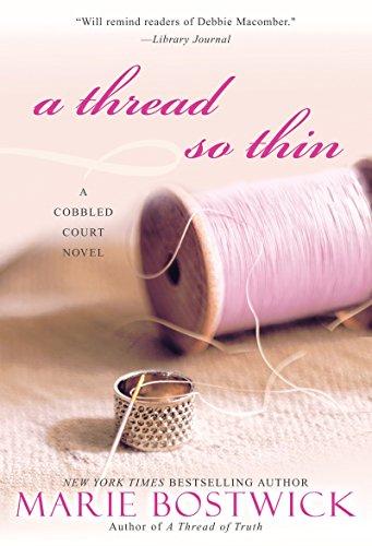 9780758232168: A Thread So Thin (Cobbled Court Quilts)