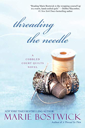 9780758232175: Threading the Needle (Cobbled Court Quilts)