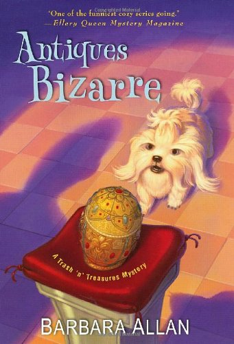 9780758234216: Antiques Bizarre (Trasn 'n' Treasures Mysteries)