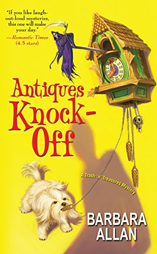 9780758234247: Antiques Knock-Off (A Trash 'n' Treasures Mystery)