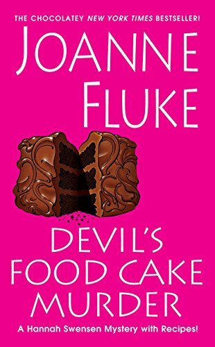 Devil's Food Cake Murder: Fluke, Joanne