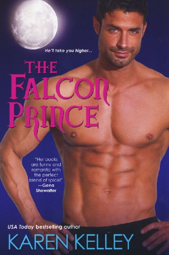 The Falcon Prince (Princes of Symtaria) (075823838X) by Kelley, Karen