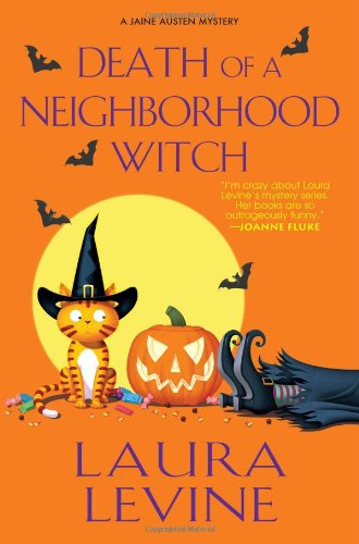 9780758238498: Death of A Neighborhood Witch (Jaine Austen Mystery)