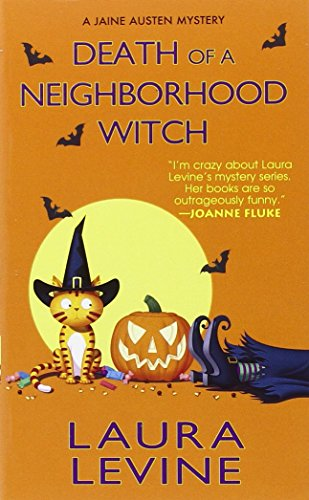 9780758238504: Death of a Neighborhood Witch (A Jane Austen Mystery)
