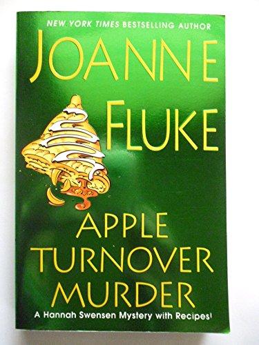 Apple Turnover Murder: Fluke, Joanna