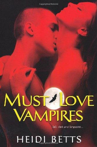9780758247636: Must Love Vampires