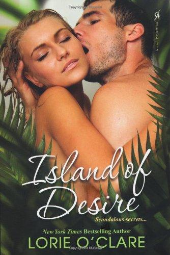 9780758261397: Island of Desire (Aphrodisia Erotic Romance)