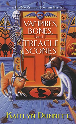 9780758272683: Vampires, Bones and Treacle Scones (Liss Maccrimmon Scottish Mysteries)