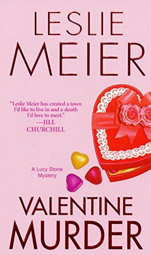 9780758272782: Valentine Murder (A Lucy Stone Mystery)