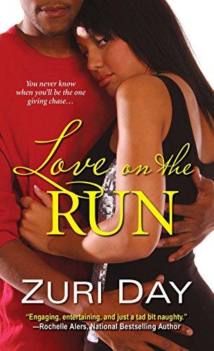 9780758275110: Love On the Run (The Morgan Men)