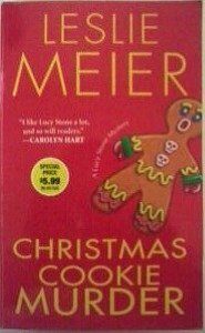 PP Christmas Cookie Murder (0758277202) by Meier, Leslie