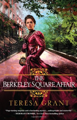 9780758283955: The Berkeley Square Affair (A Malcolm & Suzanne Mystery)
