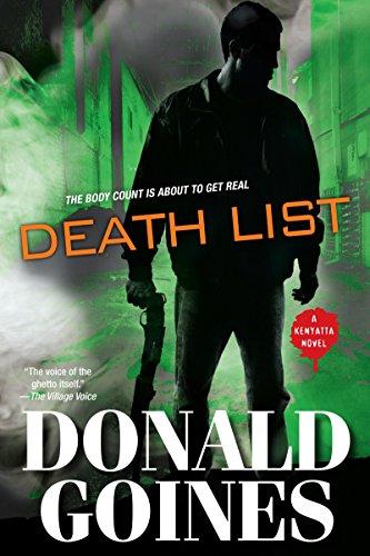 Death List (Kenyatta): Goines, Donald