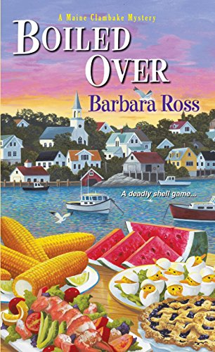9780758286871: Boiled Over (A Maine Clambake Mystery)
