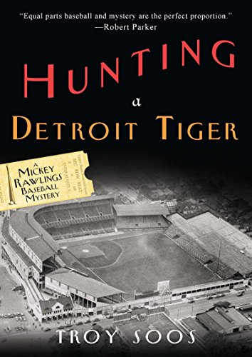 9780758287427: Hunting a Detroit Tiger (A Mickey Rawlings Mystery)