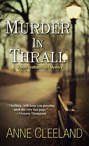 9780758287922: Murder In Thrall (A New Scotland Yard Mystery)