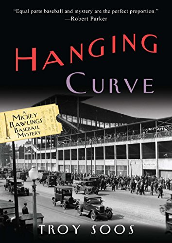 9780758288332: Hanging Curve:: A Mickey Rawlings Baseball Mystery (A Mickey Rawlings Mystery)