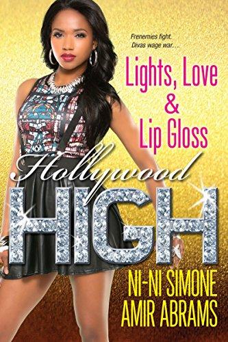 9780758288547: Lights, Love & Lip Gloss (Hollywood High)