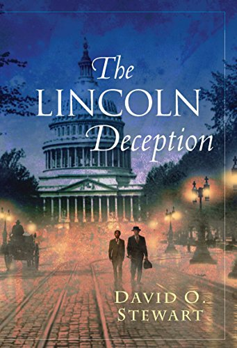 9780758290670: The Lincoln Deception (A Fraser and Cook Mystery Book 1)