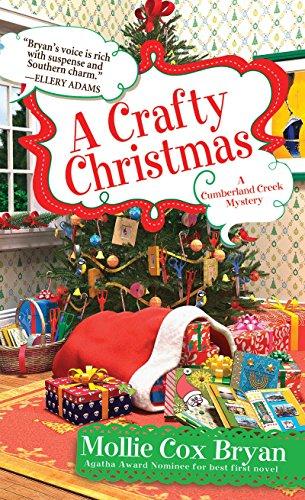 A Crafty Christmas (A Cumberland Creek Mystery): Cox Bryan, Mollie