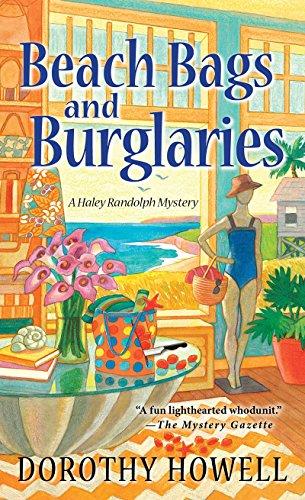 9780758294968: Beach Bags and Burglaries (A Haley Randolph Mystery)