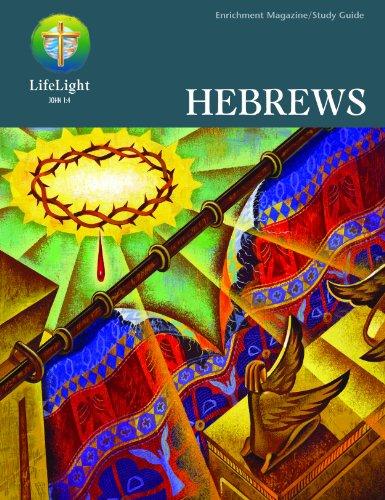 9780758600851: LifeLight: Hebrews - Study Guide (Life Light In-Depth Bible Study)
