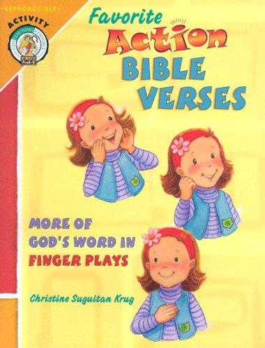 9780758602282: Favorite Action Bible Verses (CPH Teaching Resource)