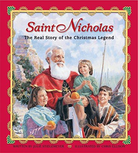 9780758603760: Saint Nicholas: The Real Story of the Christmas Legend