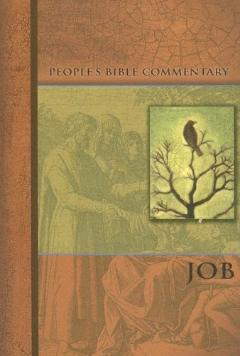 Job (People's Bible Commentary): Rudolph E. Honsey