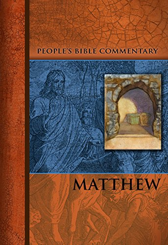 9780758604392: Matthew (People's Bible Commentary)