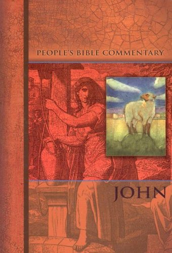 9780758604422: John (People's Bible Commentary)