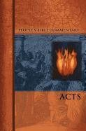 9780758604439: Acts - People's Bible Commentary