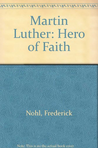 9780758605924: Luther: Biography of a Reformer