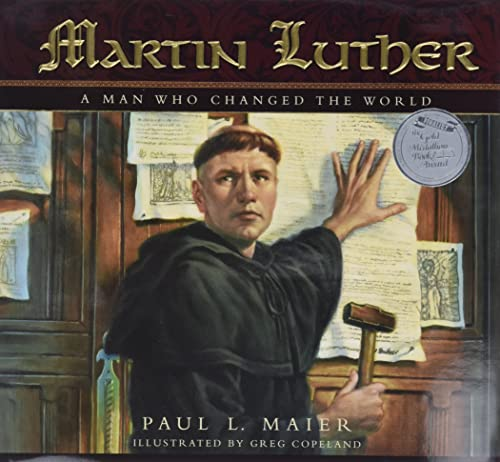 9780758606266: Martin Luther: A Man Who Changed the World