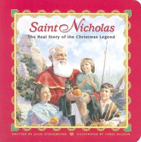 9780758606884: Saint Nicholas: The Real Story of the Christmas Legend