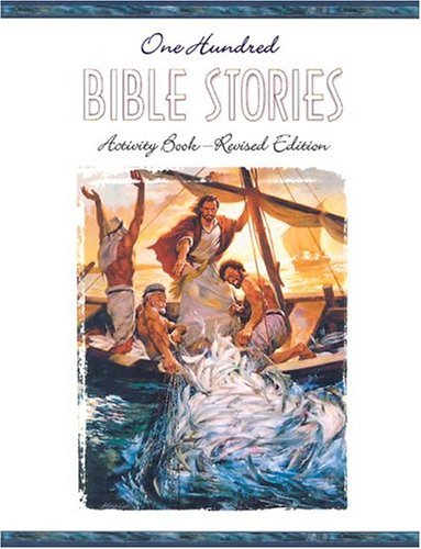 9780758606914: One Hundred Bible Stories Activity Book