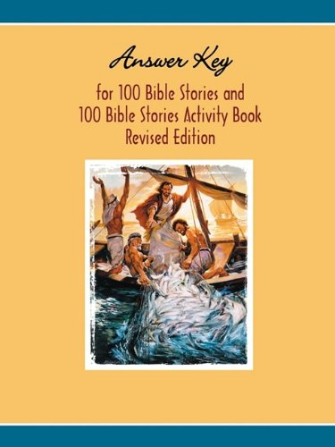 9780758607065: Answer Key to One Hundred Bible Stories Activity Book