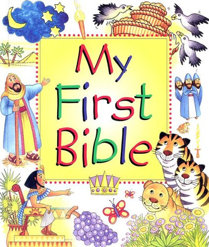9780758609106: My First Bible