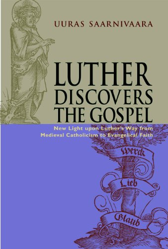 9780758610133: Luther Discovers The Gospel
