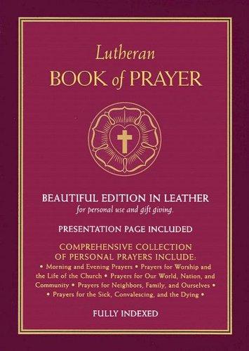 9780758611253: Lutheran Book of Prayer