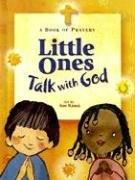 9780758611321: Little Ones Talk with God: A Book of Prayers