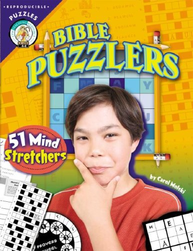 9780758613325: Bible Puzzlers (CPH Teaching Resource) (CPH Teaching Resource (Paperback))