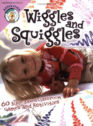 9780758613479: Wiggles and Squiggles: 60 Bible-Based Classroom Games and Activities (CPH Teaching Resource)