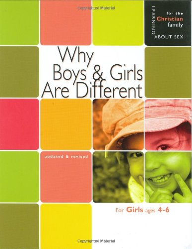9780758614155: Why Boys & Girls Are Different: For Girls Ages 4-6 and Parents (Learning about Sex (Hardcover))