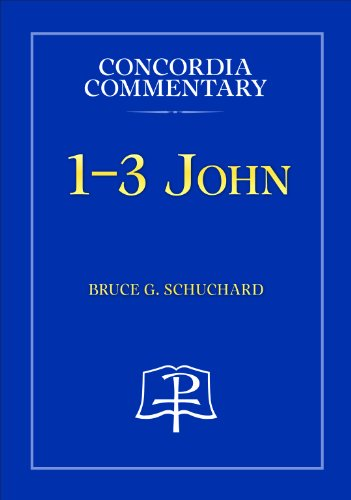 John 1, 2, and 3 (Hardback): Bruce G Schuchard
