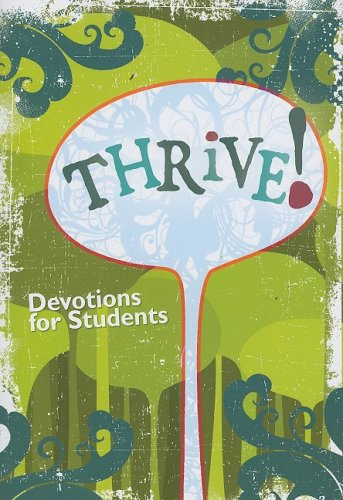 9780758615077: Thrive: Devotions for Students