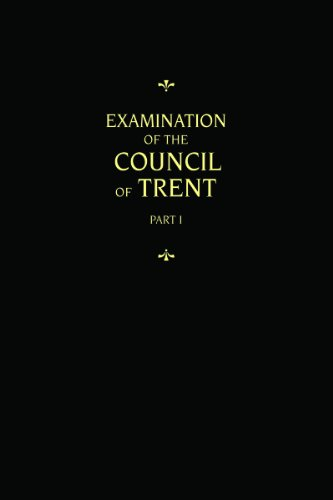9780758615404: Chemnitz's Works, Volume 1 (Examination of the Council of Trent I) (English and Latin Edition)