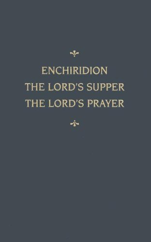 9780758615442: Ministry, Word, and Sacrements: An Enchiridion, The Lord's Supper, the Lord's Prayer (Chemnitz's Works)