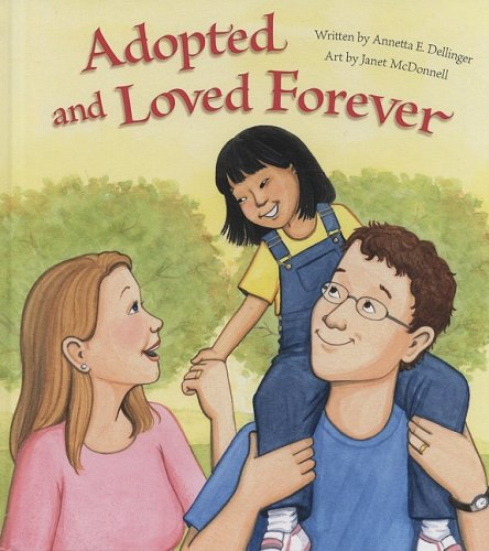 9780758615916: Adopted and Loved Forever